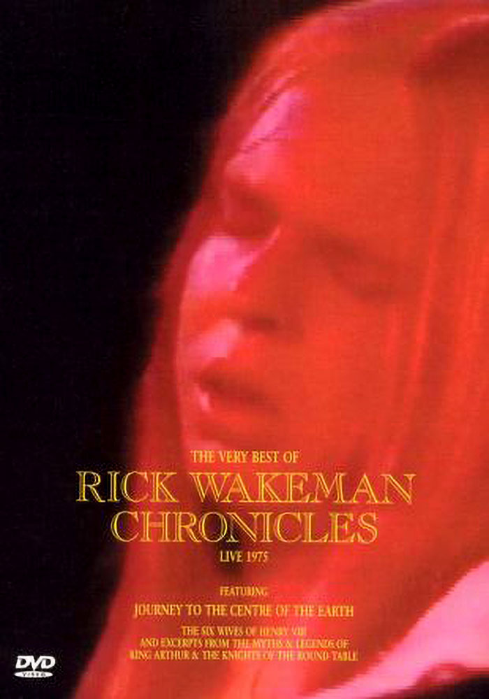 The Very Best of the Rick Wakeman Chronicles Video