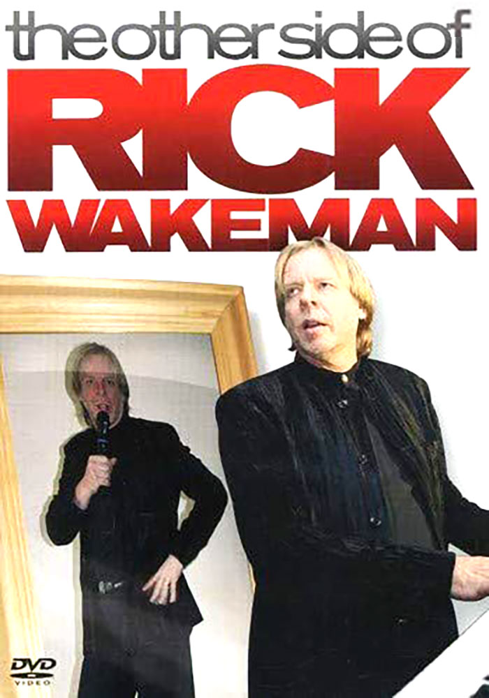 The Other Side of Rick Wakeman DVD