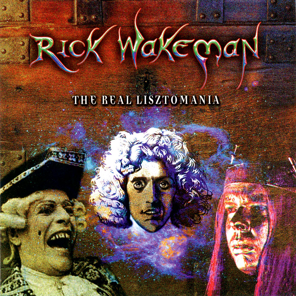 Treasure Chest Volume 1 - The Real Lisztomania