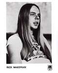 Rick Wakeman Press Kit Photo