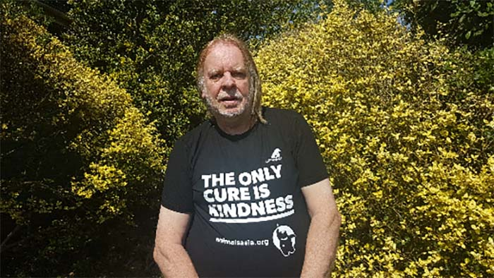 The Only Cure Is Kindness Teeshirt