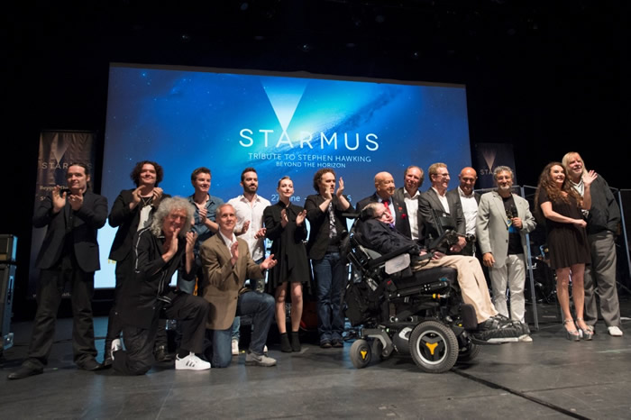 Starmus Group Picture 2016